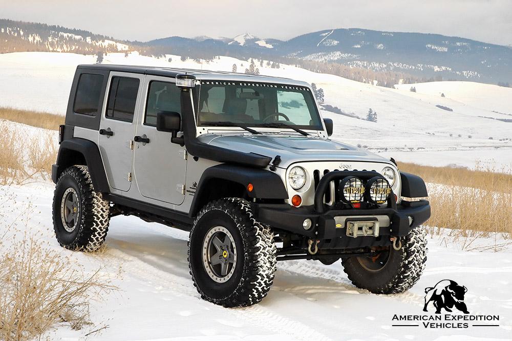 Aev Snorkel Jk Forum Com The Top Destination For Jeep