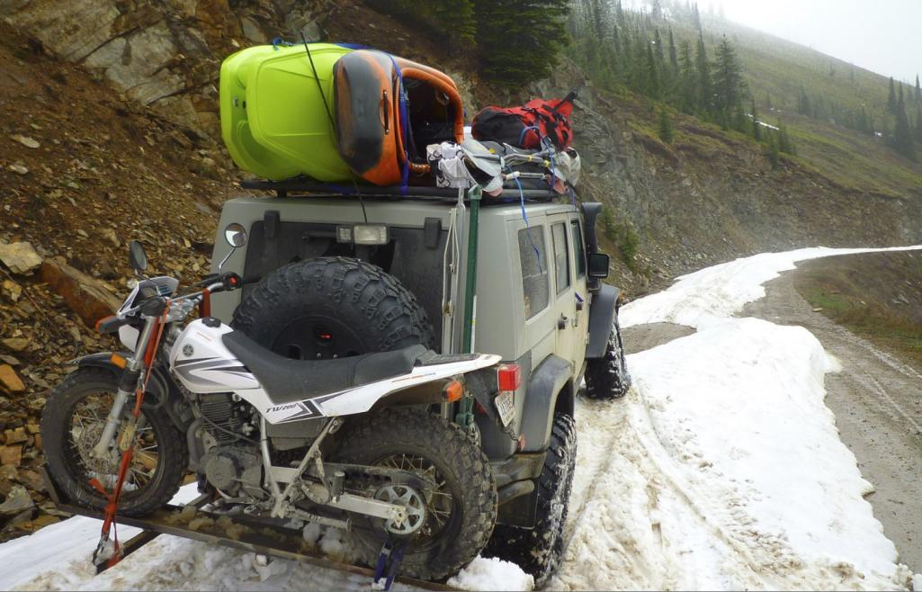 Kayak Rack American Expedition Vehicles Product Forums