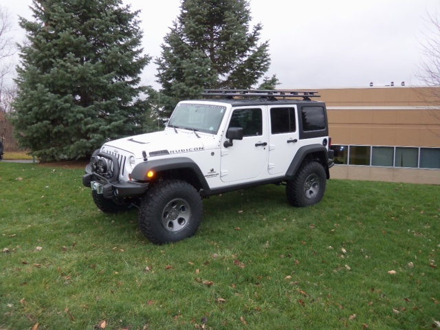 Aev Roof Rack Pics Lets See Em American Expedition Vehicles Product Forums