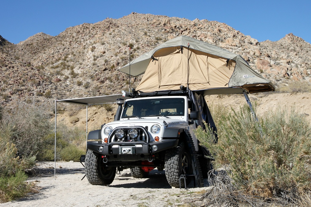 Trailer Rooftop Tent Vs Ground Tent Jeepforum Com