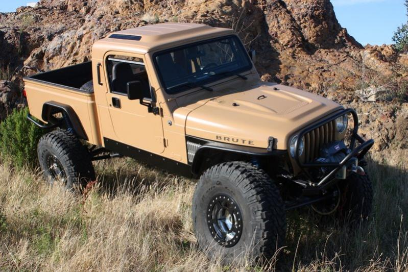 Jeep Wrangler Dealership >> Jeep Pick-Up Truck at Dealership, aka JK8 (pics inside) - Jeep Wrangler Forum