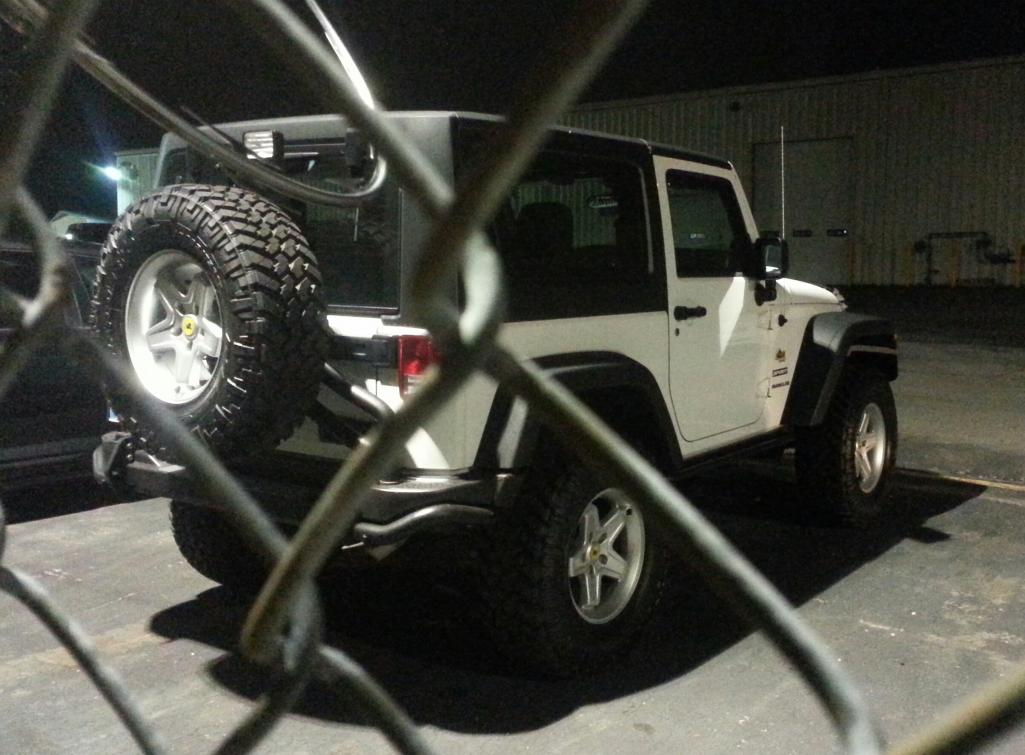 Looking For Pictures Of 285 75r17 Nitto Trail Grappler On