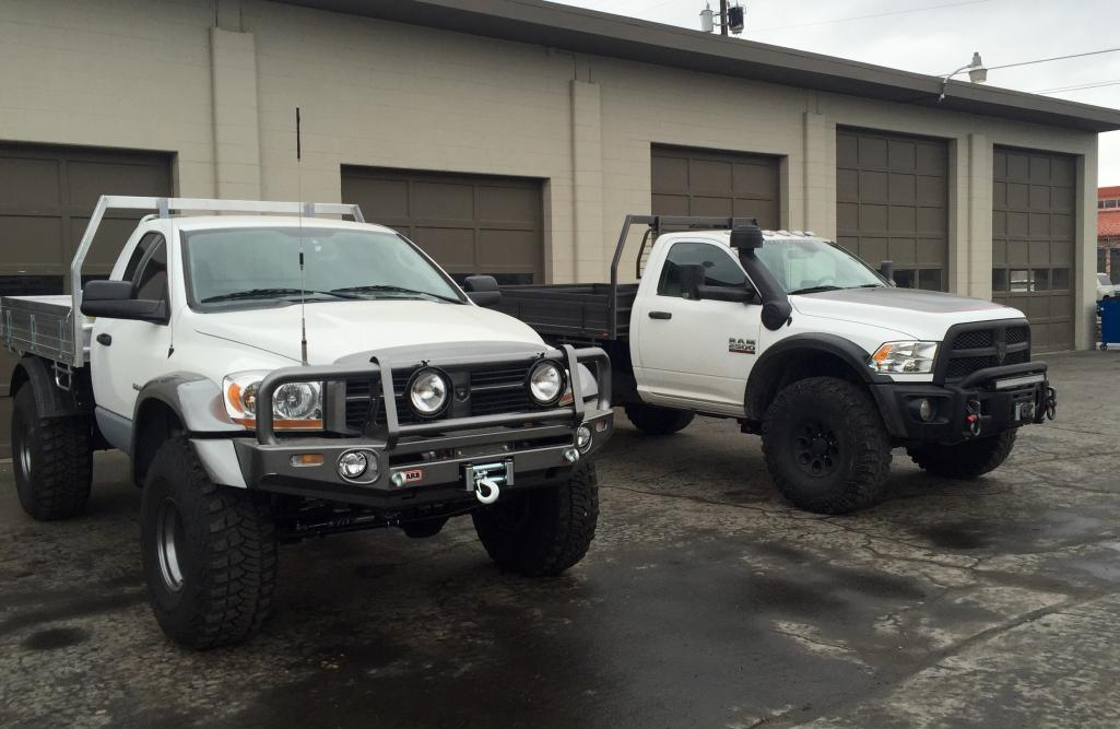 2004 AEV Dodge - American Expedition Vehicles - Product Forums
