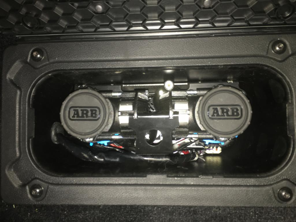 Air Compressor for RAM truck - American Expedition Vehicles