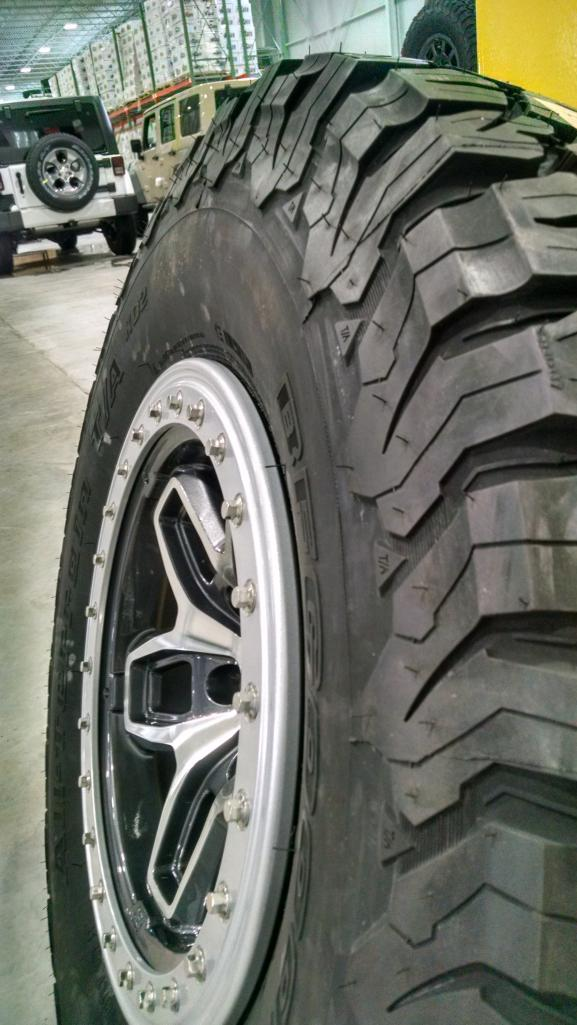Jeep Wrangler Rims >> AEV JK Borah Wheels - Page 3 - Jeep Wrangler Forum