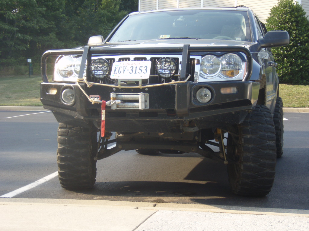 Baddest lifted WK with 6.1 - Jeep Garage - Jeep Forum