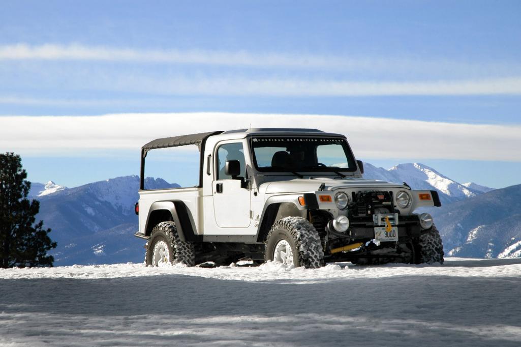 White Aev Jeep : Aev highline hemi brute white nicest you ll find