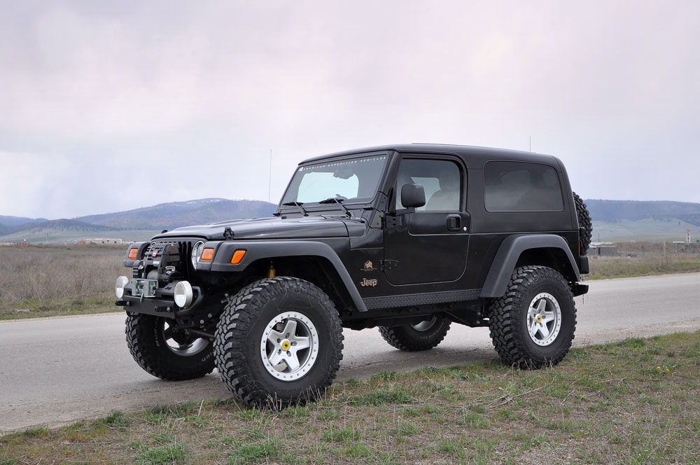 Jeep Brute For Sale >> 2006 AEV HEMI Unlimited Rubicon - Metallic Black *SOLD* - American Expedition Vehicles - Product ...