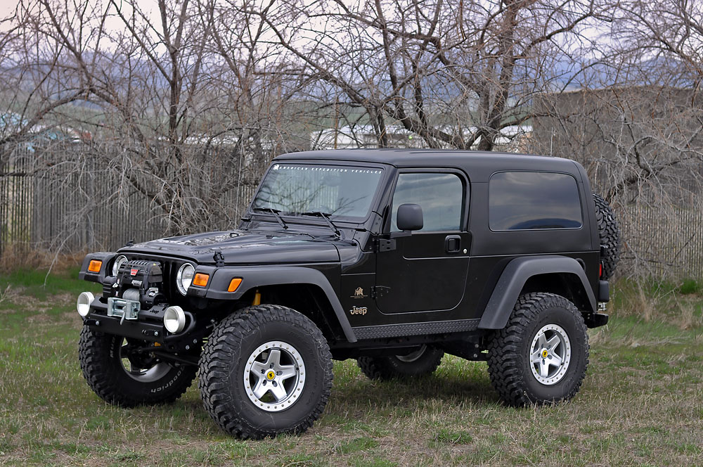 2006 aev hemi unlimited rubicon metallic black sold for Garage jeep nimes