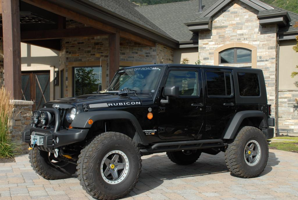 2008 jeep wrangler rubicon jk fully loaded 5 7 v8 hemi like new for sale american expedition. Black Bedroom Furniture Sets. Home Design Ideas