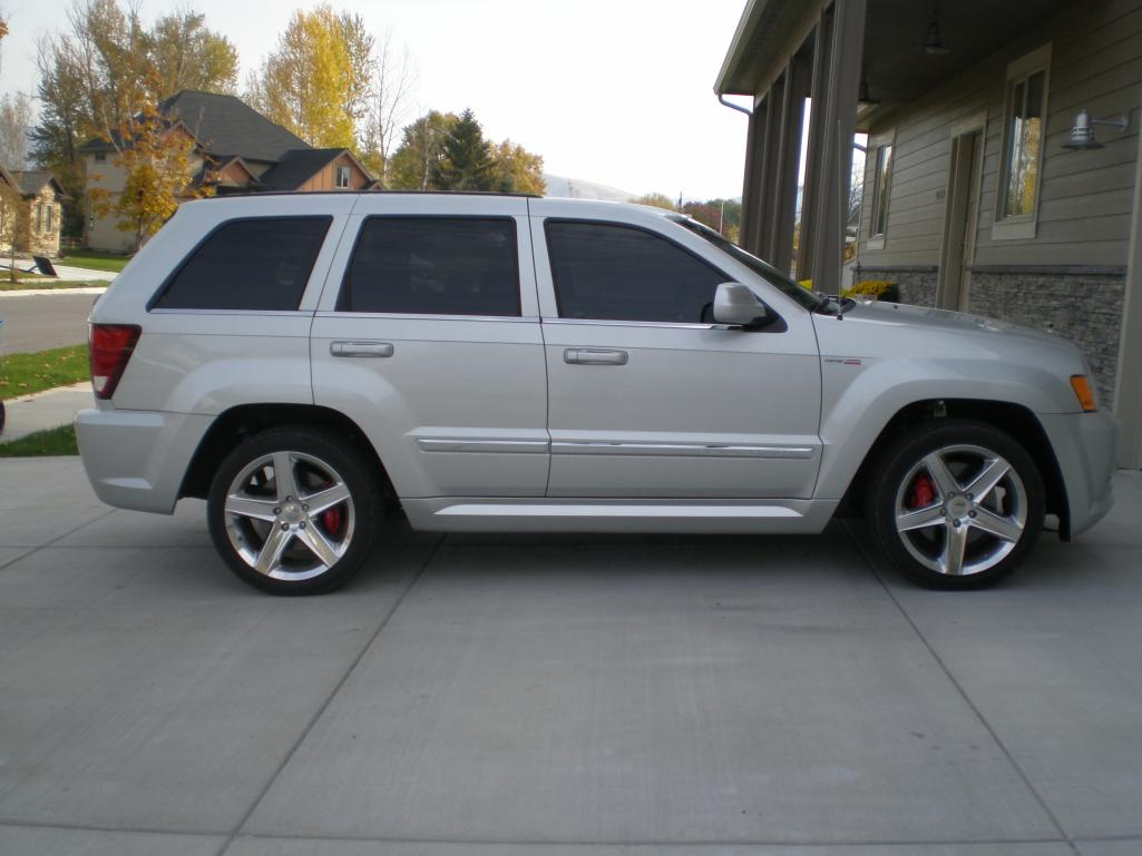2010 Hennessey 600HP Jeep SRT8 For Sale  American Expedition