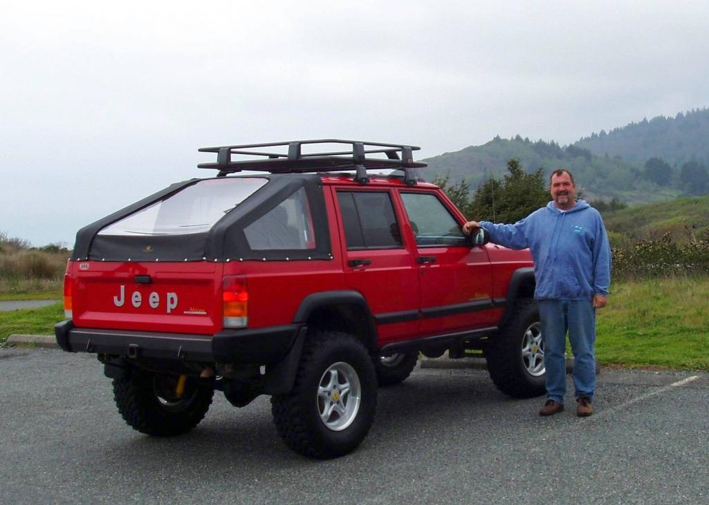 1998 Jeep Cherokee Africana American Expedition Vehicles