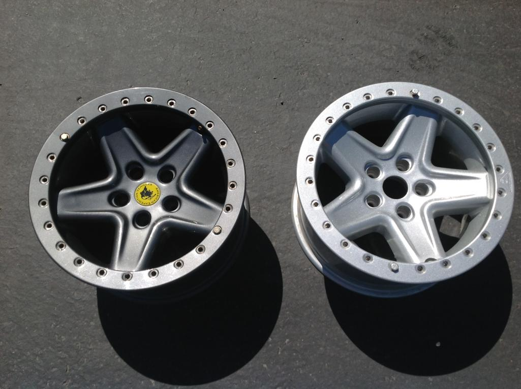 AEV Scratch and Dent/Used Wheel Sale - American Expedition