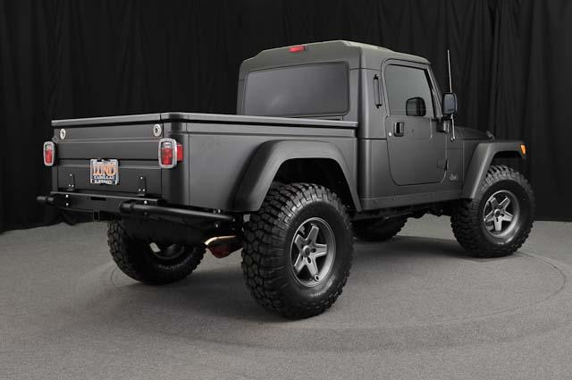 Jeep JK BRUTE Double Cab à la refonte! Attachment