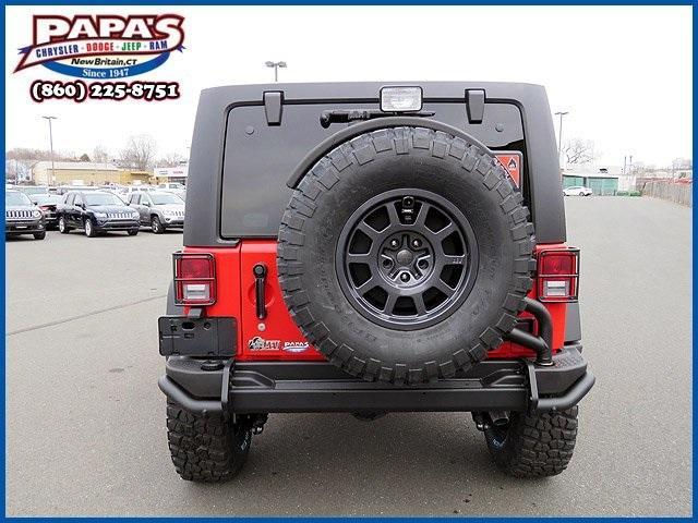 2016 jk350 wrangler unlimited rubicon in firecracker red american expedition vehicles. Black Bedroom Furniture Sets. Home Design Ideas