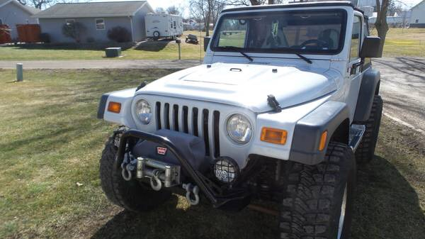 Highlined TJ on Craigslist - American Expedition Vehicles - Product