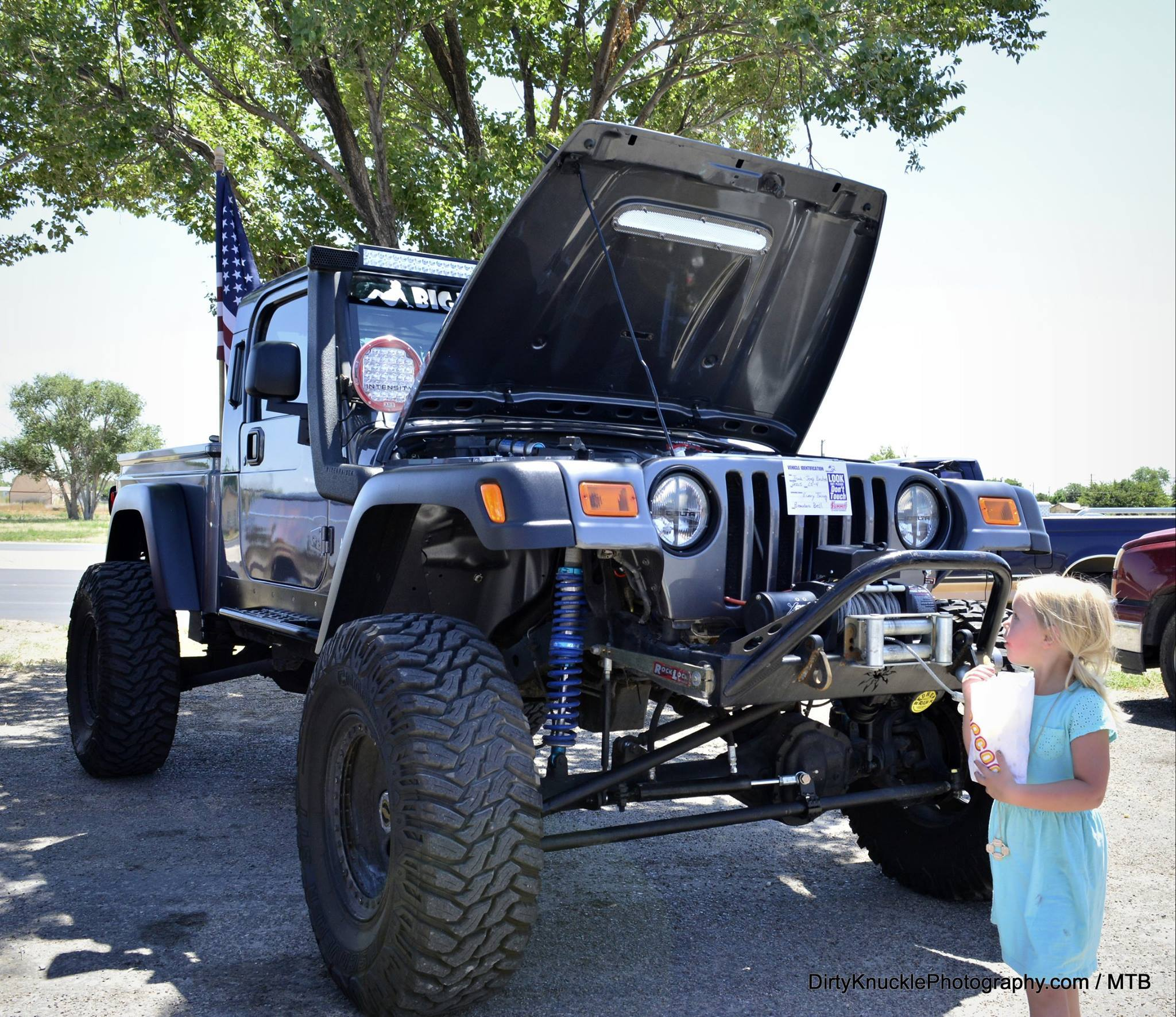 Built 05 Jeep TJ BRUTE for sale American Expedition Vehicles
